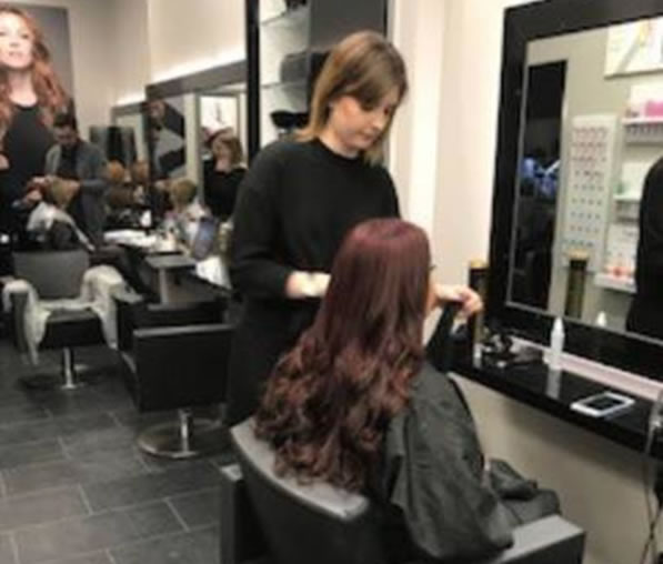 Milly Davis (Hair Lab, Basingstoke)