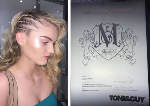 Toni & Guy, Weybridge